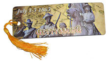 American Civil War New Battle Of Gettysburg 3D Lenticular Effect Book Mark