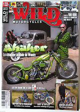 WILD Motorcycles n°132; Faaker See/ Reporter's Panhead/ Hot & Spicy/ Noise Cycle
