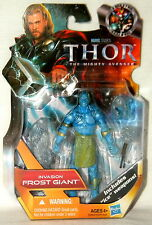 "INVASION FROST GIANT #06 Thor The Mighty Avenger 3.75"" Action Figure 2011"
