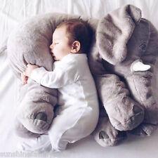 large elephant pillows cushion baby plush toy stuffed soft animal kids gift