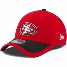 San Francisco 49ers NFL Football On Field New Era Flexfit Cap Kappe Size S / M