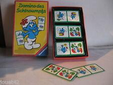 Domino des Schtroumphs
