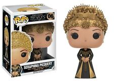 Fantastic Beasts Pop! Vinyl Figure - Seraphina Picquery  *BRAND NEW*