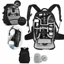 PRO Waterproof Camera Backpack Bag Case for Canon Nikon Sony Weather Cover NEW