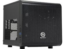 Thermaltake Core V1 Extreme Mini ITX Cube Chassis, Compatible with air and Liqui