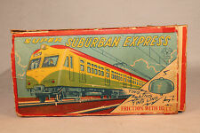 1950's Pacific Coast Special Train, Japan Friction,  Original