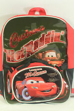 Kids Custome Hot Roddin Lightning Mcqueen Back Pack