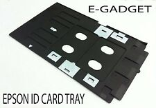 Plastic PVC ID CARD TRAY EPSON for  T50 T60 A50 P50 RX580 RX590 1410 R260
