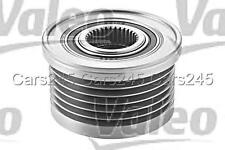 VALEO Alternator Clutch Pulley Fits NISSAN OPEL RENAULT VOLVO  1.9-2.5L 1995-