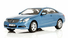 Norev HQ Mercedes-Benz E 500 E500 Coupé blau Indigolightblau, 1:18 High Quality