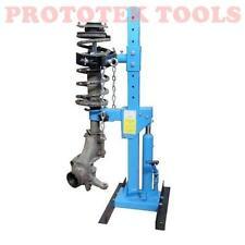 compressore idraulico per comprimere le molle degli ammortizzatori. Forza 1 TON