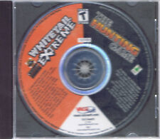 Hunting 2-Pack: The Hunting Game and Whitetail Extreme (PC, 2002, ValuSoft)