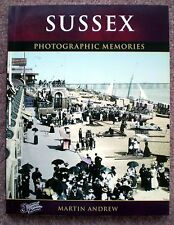 Sussex Photographic Memories paperback book Martin Andrew Francis Frith history