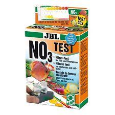 JBL Nitrato equipo de prueba NO3 Test del agua Acuario TestSet Valores Contenido