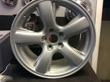 69435 OEM Toyota wheel 18 X 8; Bright Sparkle Silver Full Face Painted