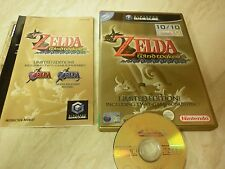 GAMECUBE WII LEGEND OF ZELDA THE WIND WAKER VGC *Inc Manual* UK PAL