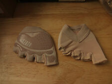 Nude Bloch Gripp 671 half foot socks - lyrical dance foot glove Small UK 1-2.5