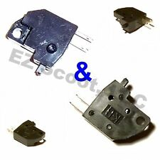 BRAKE LIGHT SWITCH LEFT& RIGHT GY6 4STROKE 50-150cc CHINESE SCOOTER TAOTAO SUNL