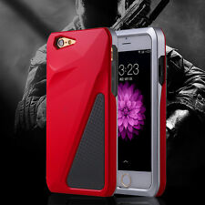 Heavy Duty Impact Hard ShockProof Armor Car Man Husband Case Cover iPhone 6+Plus