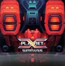 Planet X PX-04 Summanus Action Figure IN STOCK USA SELLER