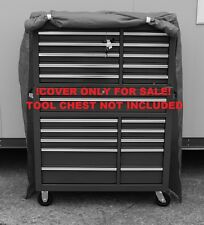 US PRO TOOLS TOOL CHEST BOX CABINET PROTECTIVE COVER 119 W X 46 D X 155.5 H CM