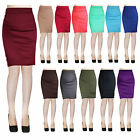 Sexy Bodycon Slim Elegant Casual Solid Straight Pencil Skirt - USA