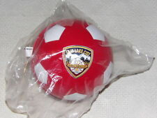 "Salt Lake City Fire Rescue Foam 4"" Mini Indoor/Outdoor Soccer Ball New"