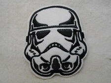 STAR WARS STORM TROPPER NEW EMBROIDERED  SEW/ IRON ON NAME PATCH TAG