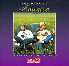 The Best of America: Centenary Collection by America (CD, Feb-1997, EMI Music Di
