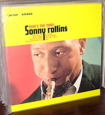 CLASSIC RECORDS LP LSP-2927: SONNY ROLLINS - Now's The Time, 180gm 1990s USA SS