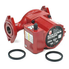 Bell and Gossett Red Fox NRF-25 Circulator Pump, 3 Speed