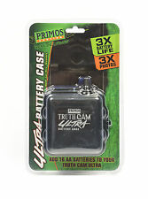 New Primos Ultra Battery Case Model # 64015 Truth Cam Ultra Game Camera Case