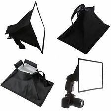 20x30cm Universal Portable Flash Softbox/Diffuser For Digital SLR Camera New D85