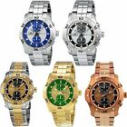 Invicta Signature II Chronograph Stainless Steel Mens Watch