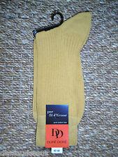 Chaussettes homme Marque DD (doré-doré) 42/43 ** 100% fil d'écosse **