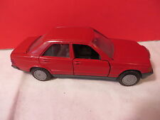 CURSOR #1182  1:35  MERCEDES BENZ SEDAN 190E