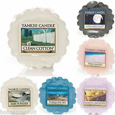 Yankee Candle 10 Tarts / Melts - 10 Fresh Tarts all Different - Free Postage