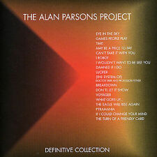 Definitive Collection by The Alan Parsons Project (CD, May-2005, Bmg/Arista)