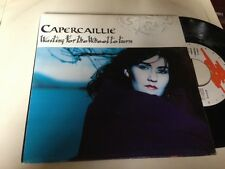 "CAPERCAILLIE SPANISH PROM0 7"" SINGLE SPAIN WAITING FOR THE WHEEL TO TURN"