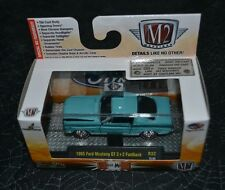 M2 MACHINES CASTLINE DETROIT MUSCLE 1965 FORD MUSTANG GT 2+2 FASTBACK