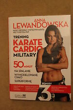 Anna Lewandowska: Trening Karate Cardio Military (DVD)