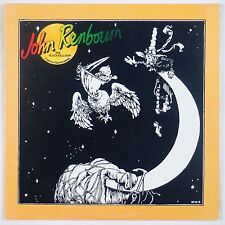 JOHN RENBOURN: The Black Balloon USA Kicking Mule Guitar VINYL LP NM- Folk