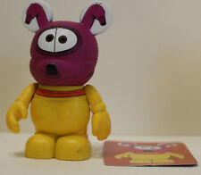 "Walt Disney Vinylmation ""Pluto's Sweater"" Have a Laugh Series Eric Caszatt card"