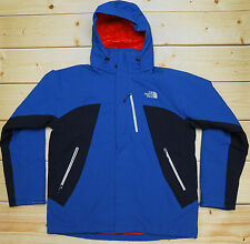 THE NORTH FACE PLASMA THERMOBALL INSULATED - HYVENT waterproof MEN'S JACKET - L
