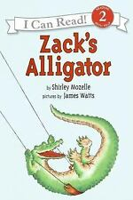 Zack's Alligator An I Can Read Book)