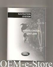2007 2008 2009 2010 2011 Land Rover LR2 SE HSE Navigation DVD WEST Coast U.S Map
