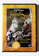 Disney The Sword and The Rose AKA: When Knighthood Was in Flower on DVD