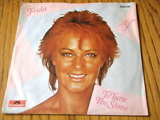 "FRIDA - TO TURN THE STONE  7"" VINYL PS"