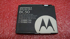 MOTOROLA BC50 CELLPHONE BATTERY FOR Slvr L7 L6 L2 L7c Krzr K1 Rizr Z3 razr Maxx