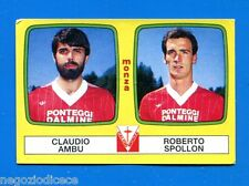 CALCIATORI PANINI 1985-86 Figurina-Sticker n. 484 -AMBU-SPOLLON MONZA-New